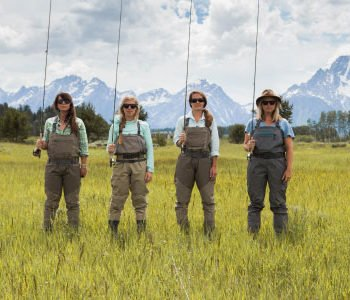 Women's Fly Fishing Event